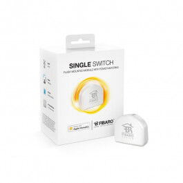 Micromodule commutateur Bluetooth compatible Apple HomeKit - Fibaro