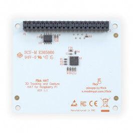 Contrôleur sensoriel 3D HAT pour Raspberry Pi - Flick