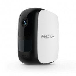 Caméra FHD IP sans fil avec passerelle WiFi - Foscam