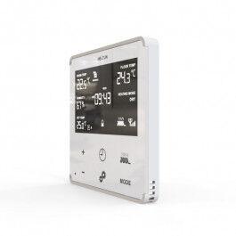 Thermostat Z-Wave+ pour chauffage électrique (blanc) - Heltun