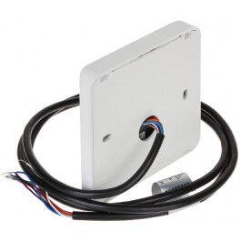 Lecteur de badge simple RFID EM 125Khz blanc - Hikvision