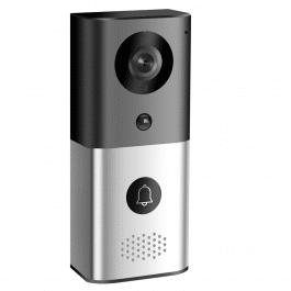 Portier audio et vidéo 1080p Wi-Fi et détecteur de mouvemen - Konx