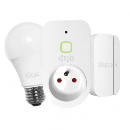 Kit de démarrage Smarthome Wi-Fi - Konyks