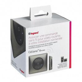 Commande sans fil pour interrupteur de volets Céliane with Netatmo