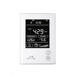 Capteur Z-Wave+ d'humidité, température et CO2 avec écran - MCO Home