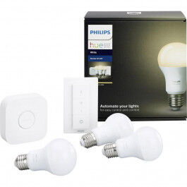 Kit de démarrage Philips Lighting Hue blanc chaud - Philips