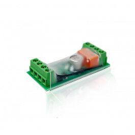 Relais contact sec sur pile (ouverture de porte) Z-Wave Plus - Popp