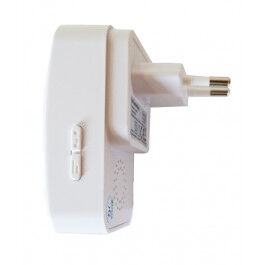 [RECONDITIONNÉ] Récepteur de sonnette sans fil alimenté sur prise - ECO-LIFE
