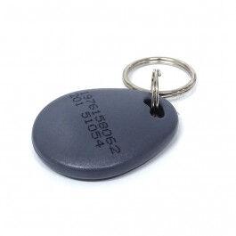 Badge RFID MIFARE 13.56 MHz compatible Nabaztag/Mir:ror/Karotz - Gris