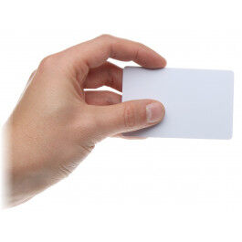 Carte RFID ISO-14443-B - 86x54mm  - Compatible Nabaztag/Mir:ror/Karotz