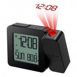 Réveil projecteur RM 338P noir (sans adaptateur) - Oregon Scientific