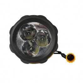 Torche à LED étanche avec revêtement caoutchouc