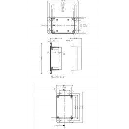 Boitier étanche pour module SonOff - Sonoff