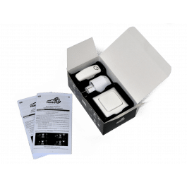 SwiidPack Normal : SwiidPlug, SwiidInter et interrupteur Z-Wave Plus - Swiid