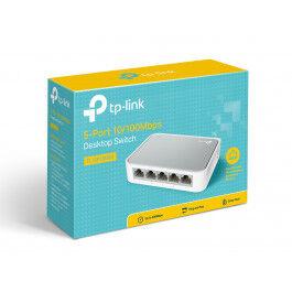 Switch de bureau 5 ports 10/100 Mbps SF1005D - TPLink