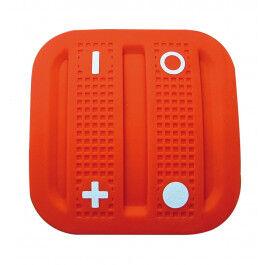 Télécommande sans pile enOcean Ubi'Remote orange- Ubiwizz