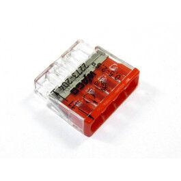 Connexion automatique 4 bornes - Wago