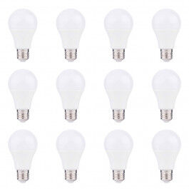 Lot de 12 ampoules led 15W blanc naturel - FamilyLed