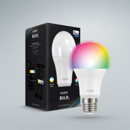 Ampoule LED RGBW multi-couleurs Z-Wave Plus v2 - Zipato