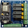 Module domotique DomESP compatible ESP8266 - Creasol