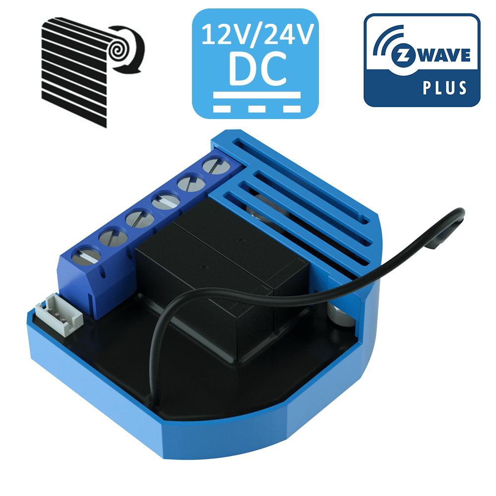 Module Volets Roulants Dc Z Wave Plus à Encastrer Qubino