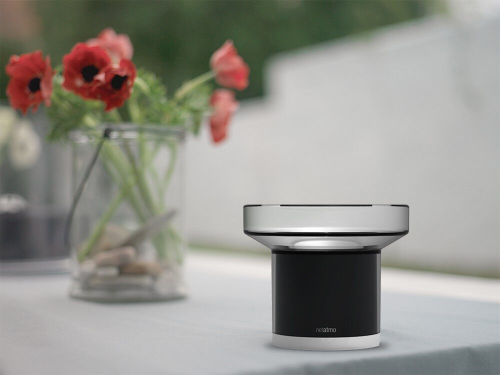 pluviom tre pour station m t o netatmo. Black Bedroom Furniture Sets. Home Design Ideas