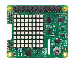 Extension Raspberry Pi officielle avec sondes et matrice à LED