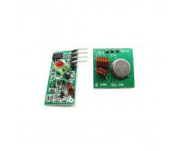 Kit radio RF 433 Mhz