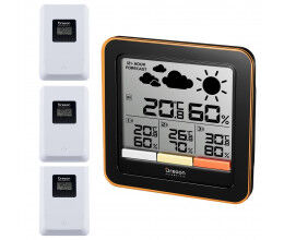Station Météo Confort Multi-Zone RAR502 - Oregon Scientific