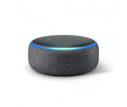 Assistant vocal Amazon Echo DOT Génération 3 Noir - Amazon