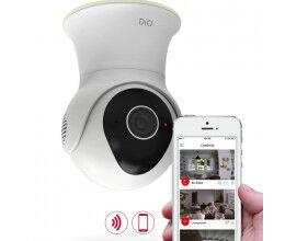 Caméra HD rotative extérieure WiFi - DiO