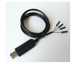 Cable USB vers TTL pour Cubieboard (ordinateur microcarte)