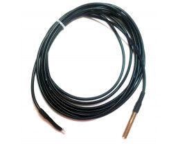 Sonde de température câblée 3 mètres compatible module encastrable Qubino