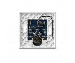 Base d'interrupteur 5 canaux coloris Blanc - Edisio