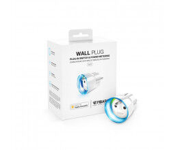 Module prise et consomètre Bluetooth compatible Apple HomeKit - Fibaro