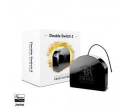 Module encastrable Z-Wave Plus 2 relais charge 10A - Fibaro