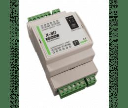 Extension entrées numériques octocouplées pour IPX800 V4 - GCE Electronics