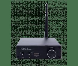 Amplificateur sans fil multiroom 2 x 80 W / 8 ohms noir StreamAmp AM160 - iEast