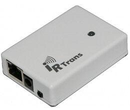 Contrôleur Infra-rouge IRTrans Ethernet 455kHz avec Base IR