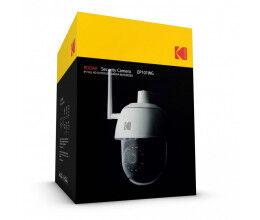 Caméra de sécurité extérieure IP Full HD et motorisée - Kodak