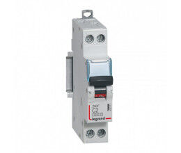 Disjoncteur rail DIN 2A DNX³ avec borniers à vis - Legrand