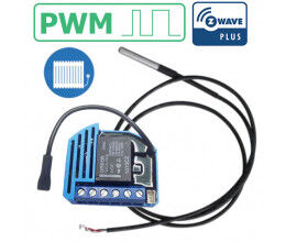 Module thermostat PWM encastrable Z-Wave Plus avec sonde - QUBINO
