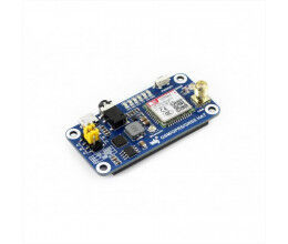 HAT GSM/GPRS/GNSS/Bluetooth pour Raspberry Pi - Waveshare