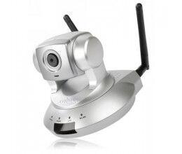 [RECONDITIONNÉ] Caméra IP Wifi motorisée 1.3Mp MPEG4/M-JPEG - EDIMAX - IC-7100W