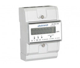 [RECONDITIONNÉ] Compteur d'énergie triphasé avec afficheur et sortie impulsion - ORNO
