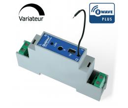[RECONDITIONNÉ] Module variateur Z-Wave Plus Rail DIN avec mesure d'énergie - Qubino