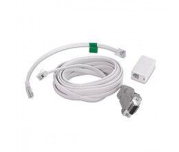 Câble pour programmation du système ABAX/INTEGRA - Satel