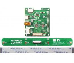 Kit ReSpeaker 4-Mics linéaire pour Raspberry Pi