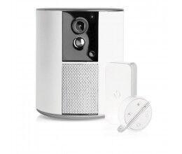 Solution Somfy ONE+ caméra HD avec sirène intégrée et accessoires - Somfy