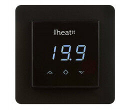 Thermostat HeatIt Multireg Z-Wave Noir - ThermoFloor